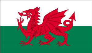 Flag of the Wales