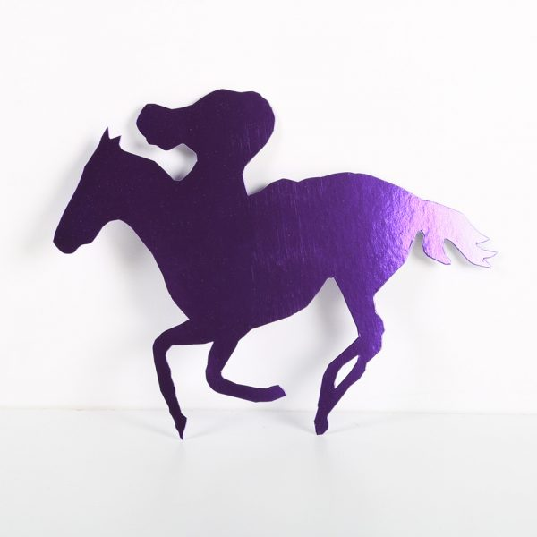 horse-purple-web