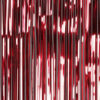 Party Werks red tinsel curtain