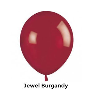 Party Werks Jewel Burgandy 12cm