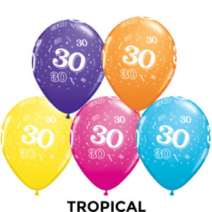 Party Werks 30 tropical