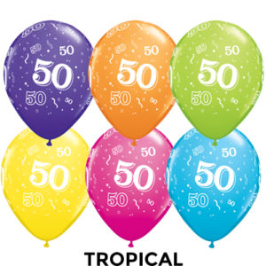 Party Werks 50 tropical