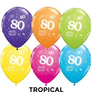 Party Werks 80 tropical